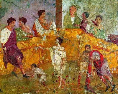 schrift van de romeinen