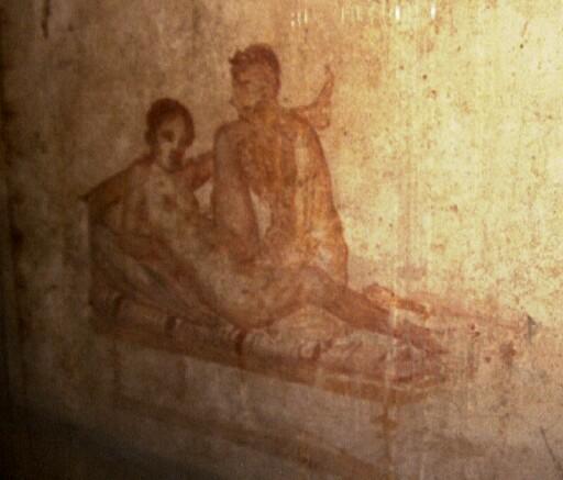 romeinse prostituee